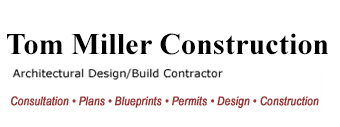 Tom Miller Construction's Logo